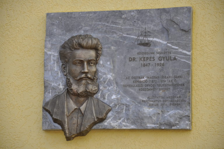 Gedenken an Dr. Gyula (Julius) Kepes